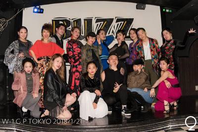 W-1G.P TOKYO(WAACK SOLO BATTLE)