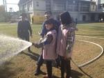昨年度 避難所訓練 四谷第六小学校地域 9月6日(2014) Refuge training Yotsuya