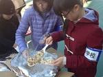 昨年度 避難所訓練 四谷ひろば 11月30日(2014) Refuge training Yotsuya Publi