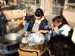 避難所 花園小学校地域 防災訓練