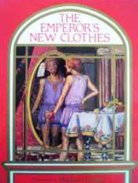英語絵本 Hans Christian Andersen & Michael Adams / The emperor's new clothes