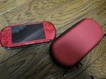 PSP 3000版 赤