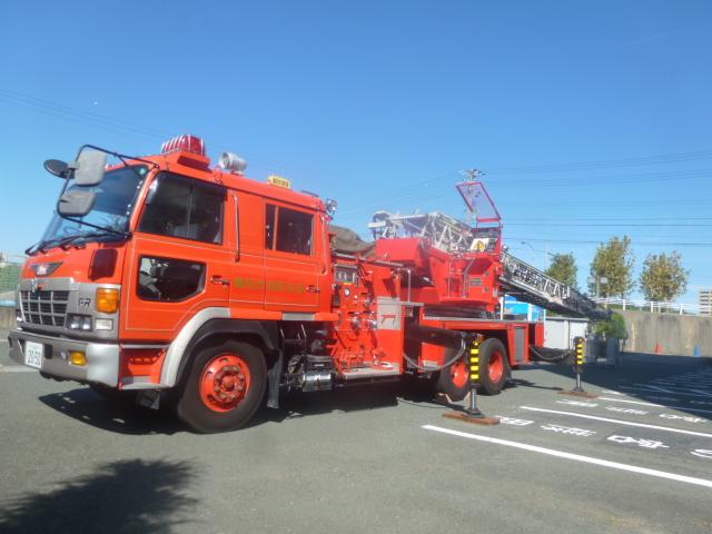 fire engine~消防車両や警察車...
